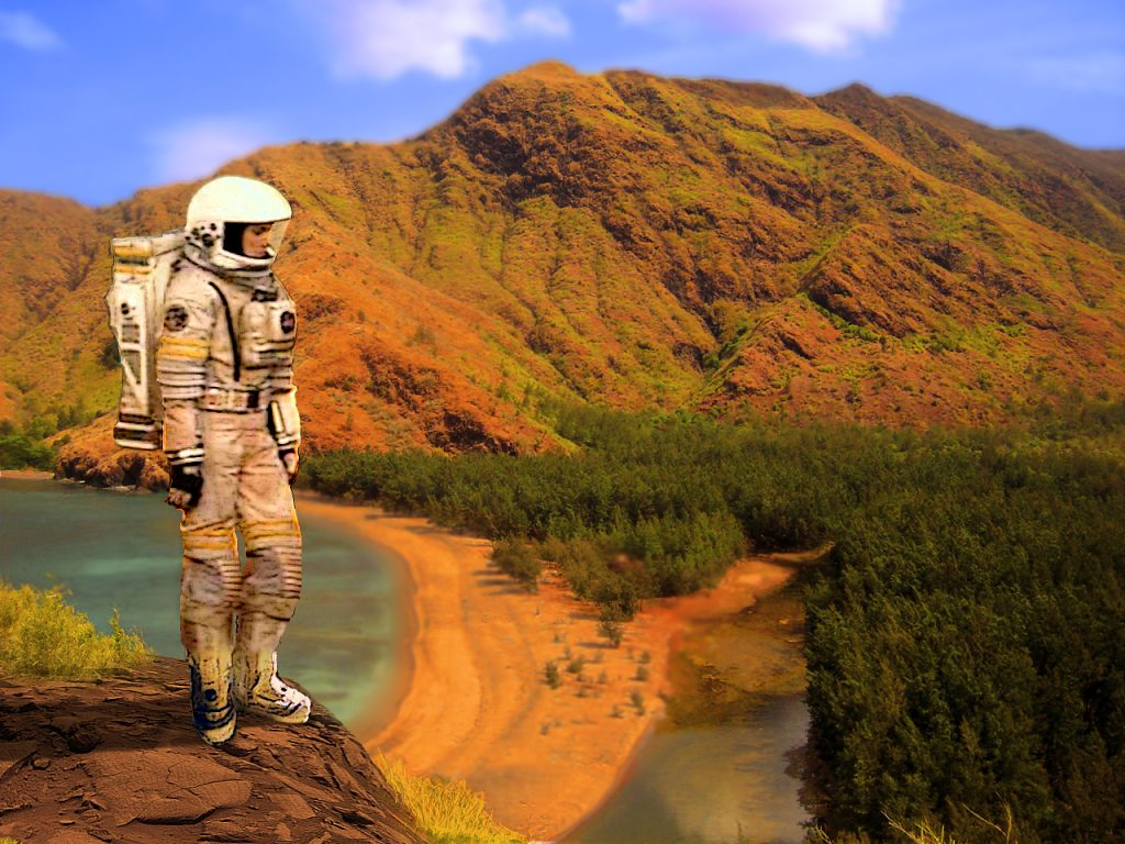 Transforming Mars into a second Earth – a simple trick