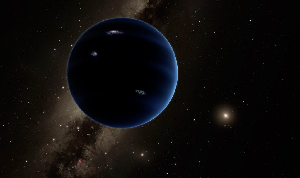 No ninth planet after all?