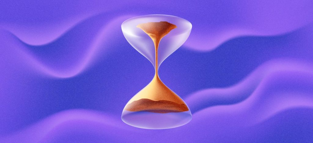 Physicists turn back time – a bit