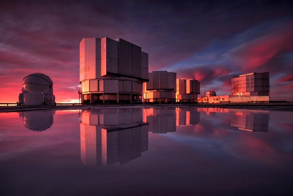 The Very Large Telescope checks out the Alpha Centauri system