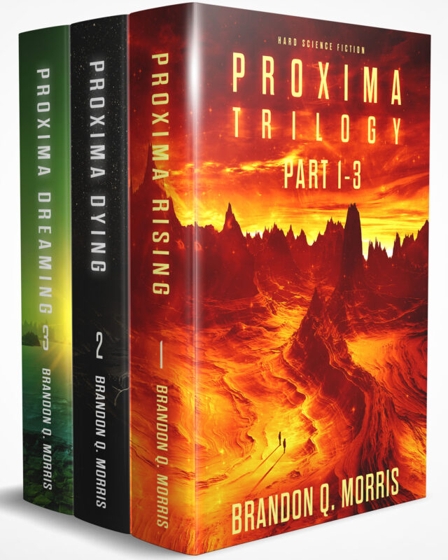 Proxima Trilogy: Part 1-3