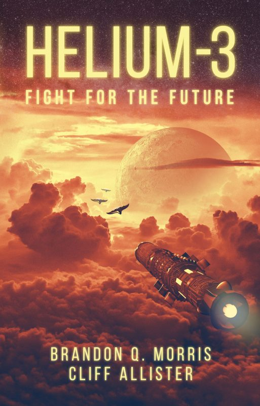 Helium-3: Fight for the Future