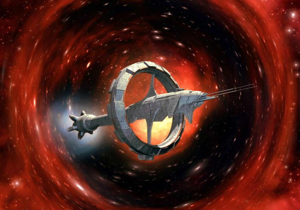 News from the warp drive: one problem less
