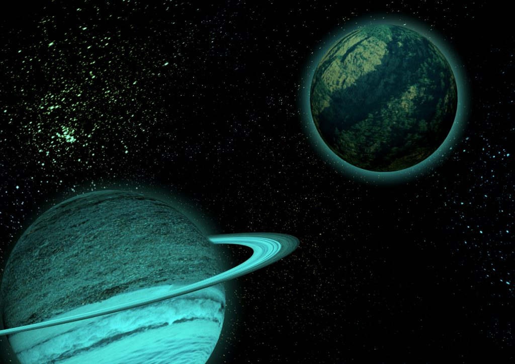 Surprising candidates for extraterrestrial life